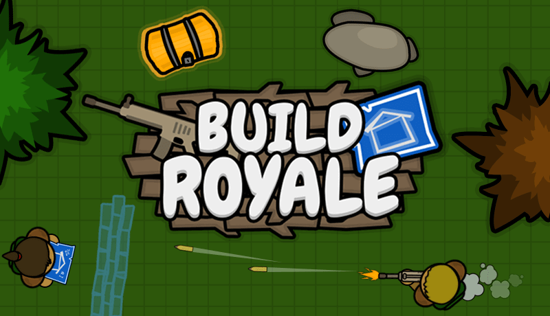 Build Royale - Battle Royale in Your Browser